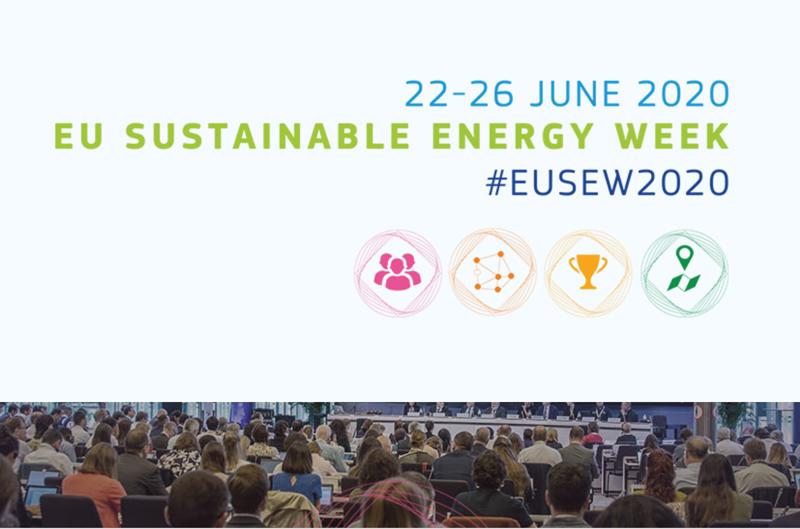 EU Sustainable Energy Week Banner