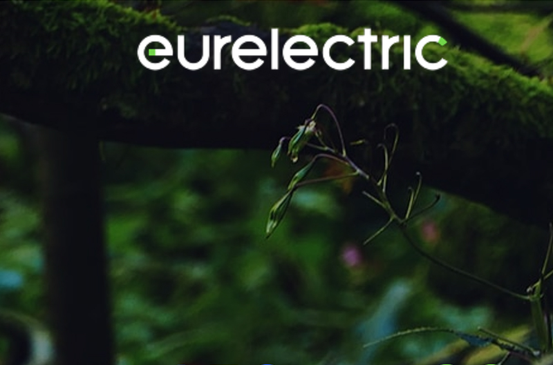 Eurelectric banner