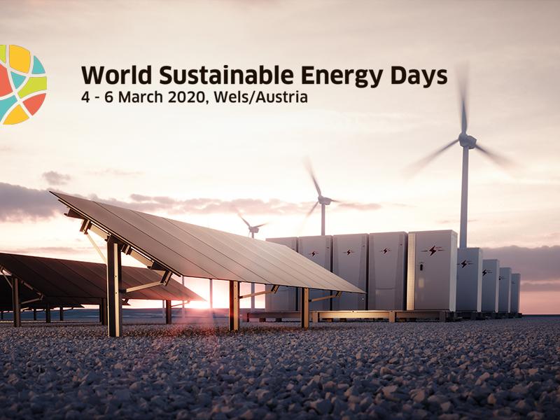 World sustainable energy days